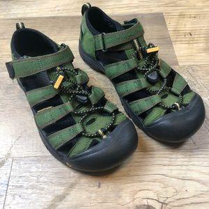Keen Waterproof Sandals Velcro Strap